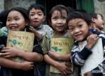 Bảng thông tin tiến độ đóng góp Quỹ bảo trợ trẻ em năm 2016.