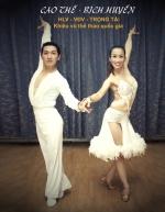 Tổng khai giảng các lớp Khiêu vũ nghệ thuật khóa 78 (6 & 8/4/2013) và Lớp DanceSport chuyên nghiệp.