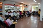 LĐLĐ Q.11 đã tổ chức họp mặt nữ cán bộ công đoàn nhân kỷ niệm ngày Quốc tế Phụ nữ 8/3 và kết hợp buổi giao lưu học tập thực tế tại nhà máy của công ty AceCook Việt Nam.