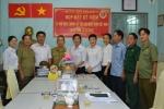 LĐLĐ Q.11 đến thăm và chúc mừng kỷ niệm 27 năm ngày thành lập Hội Cựu Chiến binh Việt Nam (06/12/1989 – 06/12/2016).