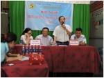 Công đoàn Công ty TNHH vận tải Nam Trung Bắc tổ chức Hội nghị người lao động năm 2016.