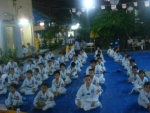 NVHLĐ Q.11 chiêu sinh lớp võ TAEKWONDO ngày 18/8/2015..