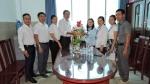LĐLĐ Q.11 thăm hỏi, chúc mừng Bệnh viện và Trung tâm Y tế Quận 11 nhân ngày Thầy thuốc Việt Nam 27/02/2017.