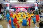 Họp mặt tổng kết hoạt động năm 2020 và kỷ niệm 15 năm ngày thành lập Nhà Văn hóa Lao động quận 11 (12/01/2006 - 12/01/2021)