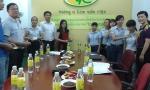 Thành lập CĐCS công ty TNHH MTV Cơm Tấm Thuận Kiều.