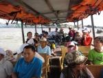 Chào mừng ngày Nhà Giáo Việt Nam 20 -11, NVH LĐ quận tổ chức chuyến du lịch dã ngoại cho Giáo viên.