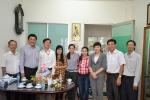LĐLĐ Q.11 tổ chức thăm và chúc mừng Phòng Giáo dục và Đào tạo Q.11 nhân kỷ niệm 34 năm ngày Nhà Giáo Việt Nam (20/11/1986 - 20/11/2016).