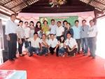 LĐLĐ Quận 11 tổ chức lễ ra mắt CLB cán bộ công đoàn ngoài nhà nước.
