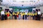 NVHLĐ Q.11 tổ chức chương trình giao lưu các lớp khiêu vũ nghệ thuật và tổng khai giảng các lớp khiêu vũ khóa 117.