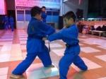 Học võ để tự vệ và rèn luyện sức khỏe?